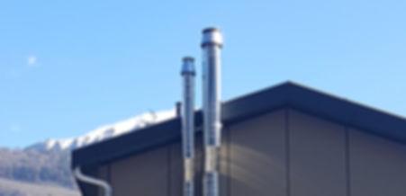 Tubages en façade AS Concept