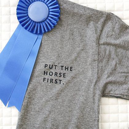 Unisex Horse First Track Shirt