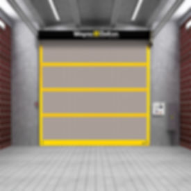 wayne dalton high speed fabric doors