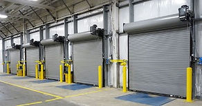 rolling warehouse doors