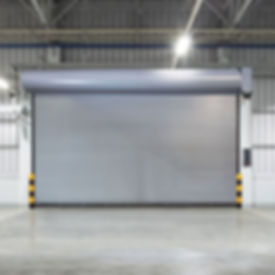 high cycle rolling service doors