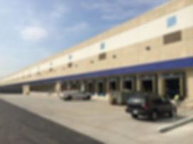 warehouse dock canopies