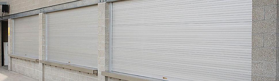 wayne dalton commercial rolling counter shutter doors