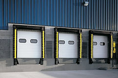 sectional warehouse doors