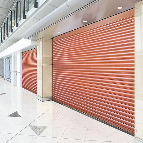 wayne dalton commercial security shutters