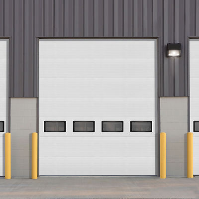 wayne dalton insulated sectional steel doors