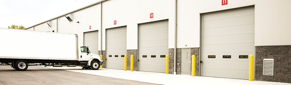 wayne dalton commercial insulated sectional steel doors