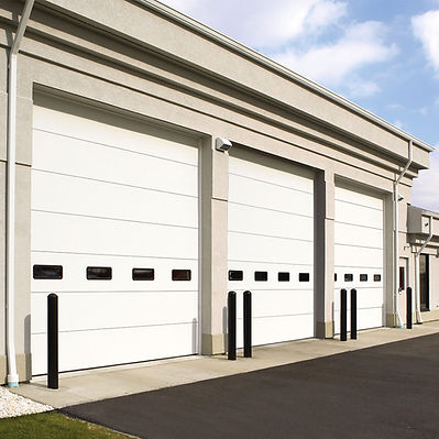 wayne dalton insulated sectional steel commercial doors