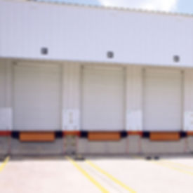 commercial roll up sheet doors