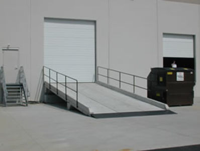 Precast Ramps and Stairs