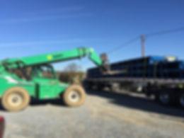 new warehoue construction