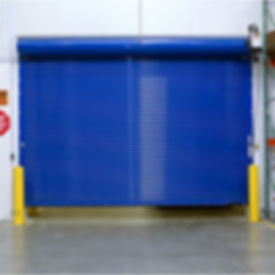 commercial rolling fire door