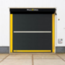 wayne dalton high speed rubber doors