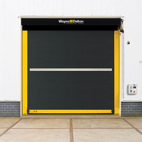 wayne dalton high speed rubber doors