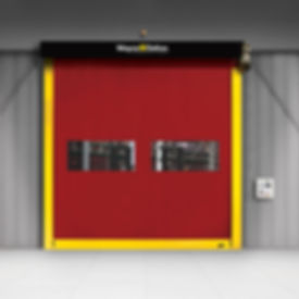 wayne dalton high speed fabric doors