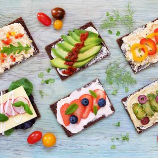 Rye Bread Smörgåsbord