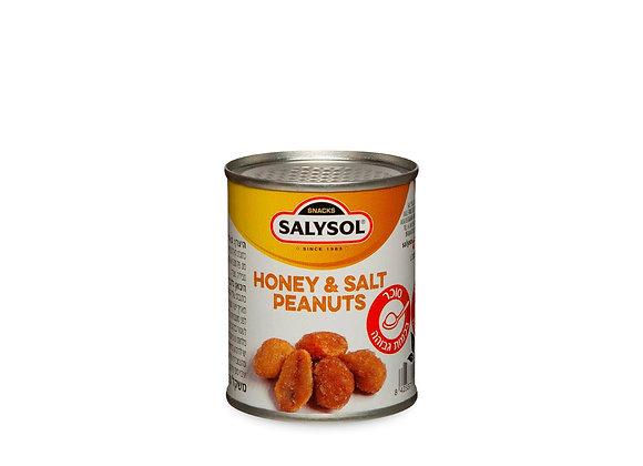 בוטנים מלוחים בדבש | סאליסול