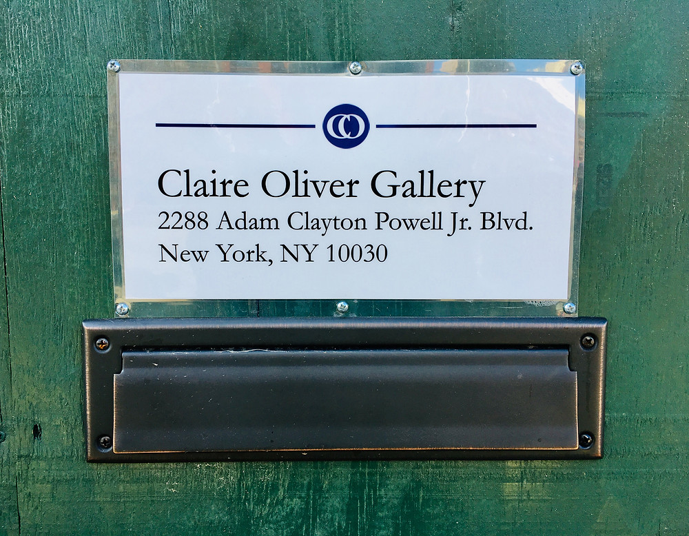 Claire Oliver Gallery moving from Chelsea to Harlem