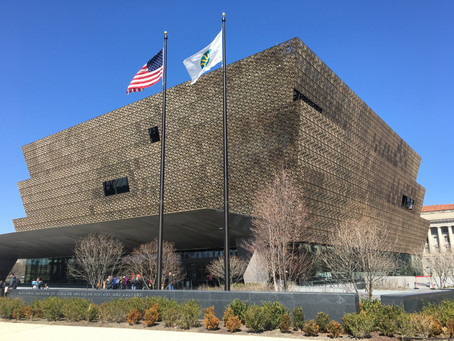 So much to explore at the African-American museum in D.C., including Harlem's outsize role in bl