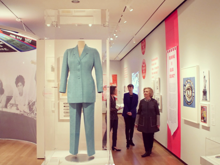 Uptown Links: Hillary Clinton visits her own pantsuit, reserved street parking for residents gets a