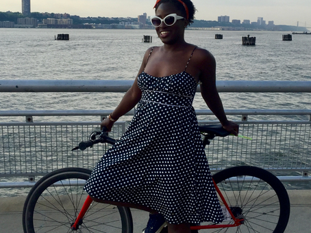 Having pedaled across 6 continents, this cycling advocate now offers free bike tours of East Harlem