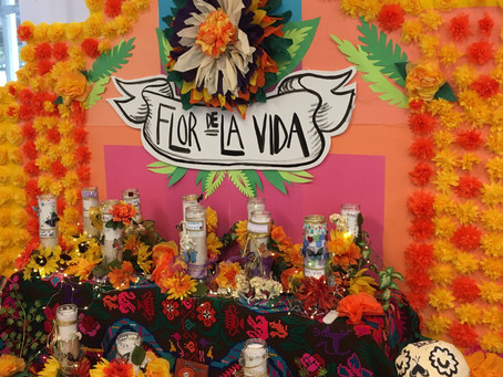 3 fun ways to celebrate the Day of the Dead this weekend in East Harlem