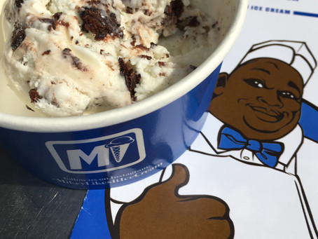 Get your Mac Daddy ice cream sandwich here: the Harlem location of Mikey Likes It has reopened