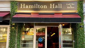 Ambitious craft pub Hamilton Hall opens in Harlem