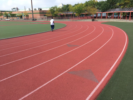 This under-the-radar Harlem track is the perfect spot for a fall run