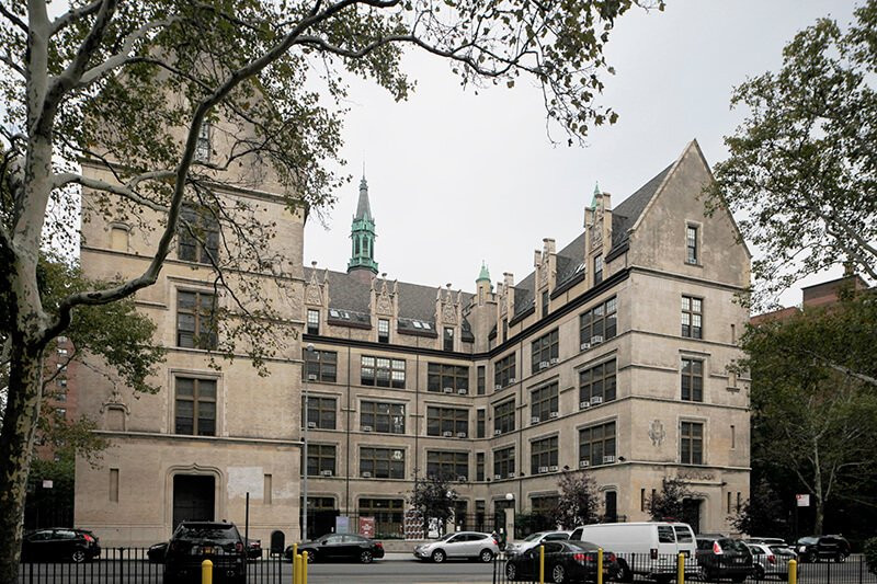 The former Public School 109 in East Harlem is now a landmark