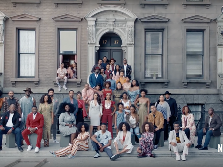 Uptown links: Netflix's new ad is a nod to a famous Harlem image, Washington Heights is a millen