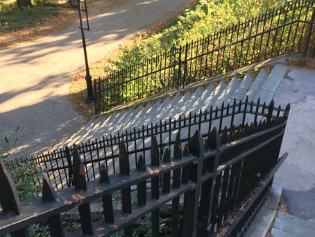 The perfect fall workout in Harlem