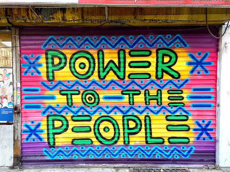 The best election year street art in Harlem and beyond