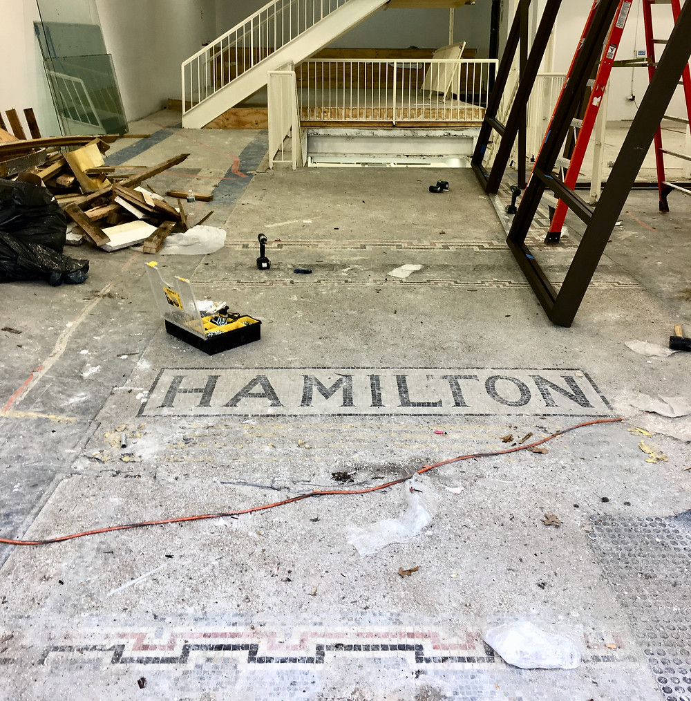 You answered: what should go in the old Hamilton Theater space