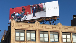 Gucci ad featuring Dapper Dan debuts on 125th Street in Harlem