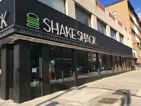 Uptown links: Harlem's first Shake Shack has an opening date, Insomnia Cookies is coming to 125th St