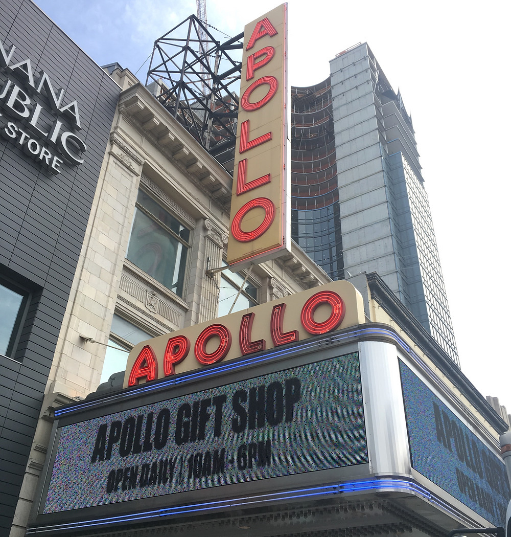 The Apollo in Harlem