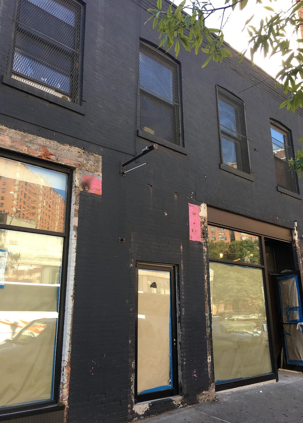 Plowshares Coffee in Manhattanville