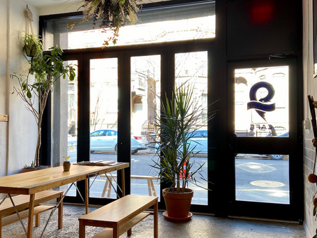 New Harlem coffee shop 9 Tails is a real zen oasis