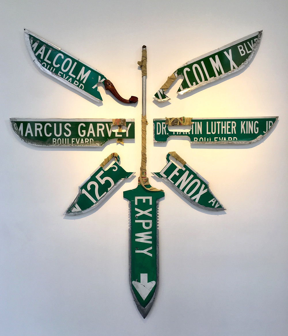 Coby Kennedy Coby Kennedy's transformed New York street signs