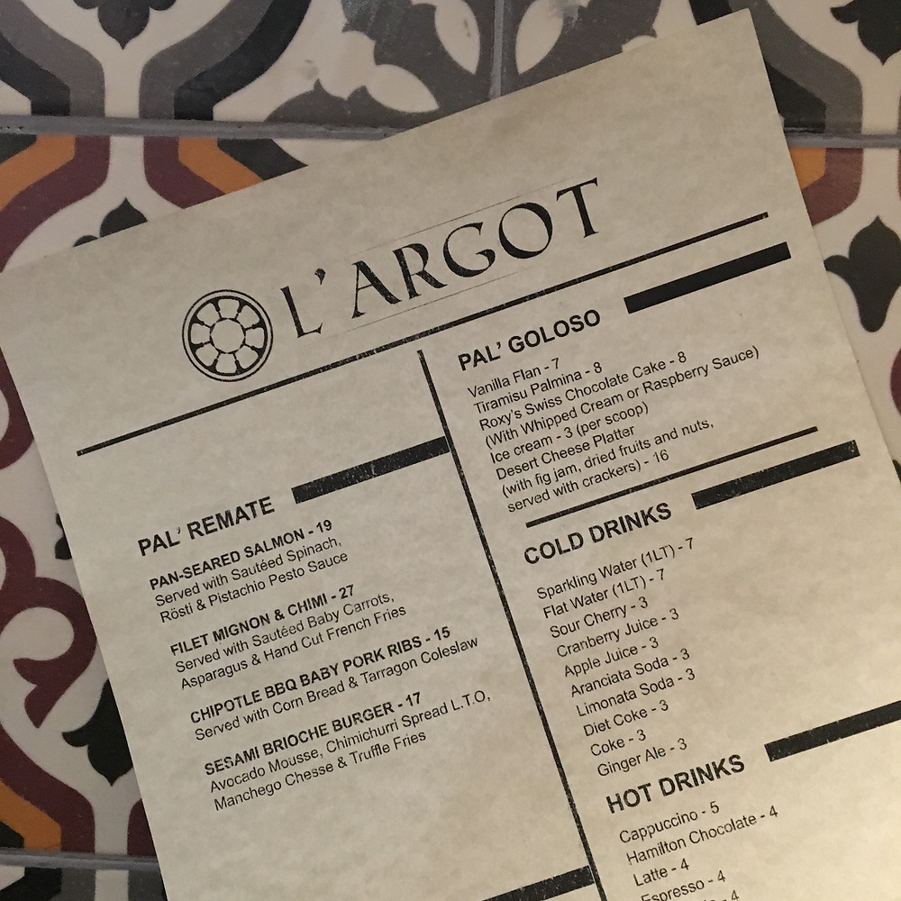L'Argot, a new restaurant with live music and art, opens in Hamilton Heights