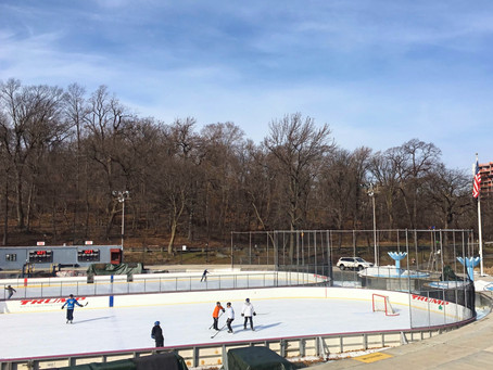 Uptown links: Trump name is removed from Lasker Rink in Central Park, and more