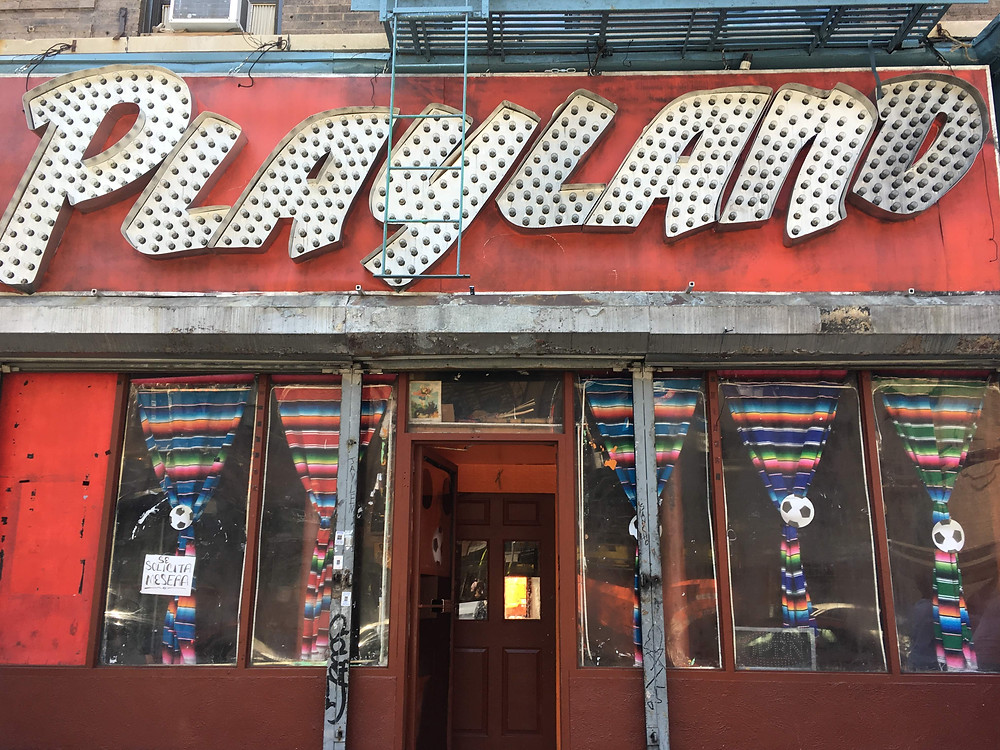 """A recreated Playland in Washington Heights for Season 2 of """"The Deuce"""""""