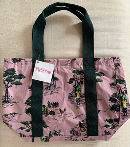 Harlem Toile All Purpose Travel Tote by Sheila Bridges