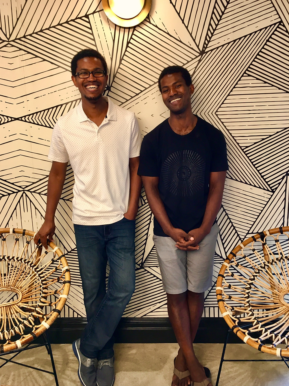 East Harlem's Ginjan Cafe was opened by Guinean-born brothers Mohammed and Rahim Diallo