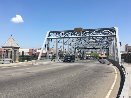 Uptown and Bronx cyclists, rejoice! Bike lanes are coming to 6 Harlem River bridges