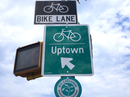 Uptown links: bike lanes are coming to Amsterdam Avenue in Harlem, and more