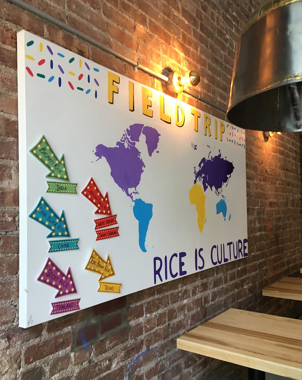 Chef JJ Johnson returns to Harlem with the rice-focused restaurant Fieldtrip