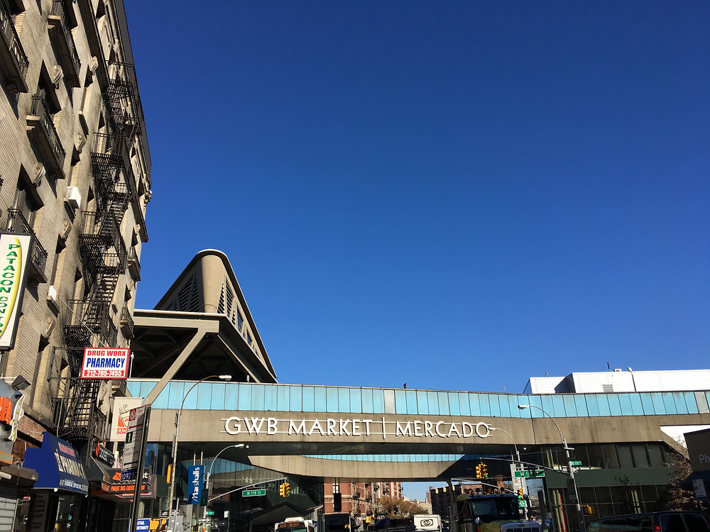 George Washington Bridge Market