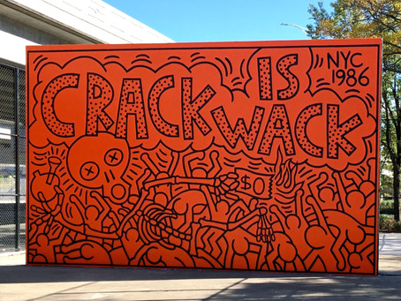 Uptown links: Keith Haring's 'Crack Is Wack' mural is back, and more